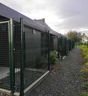garde pour chiens aux herbiers au sein du domaine ephibelline